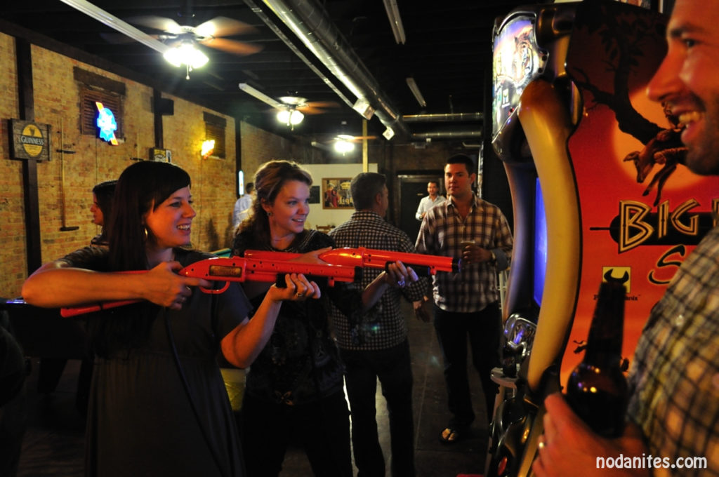 The Blind Pig's Game Room