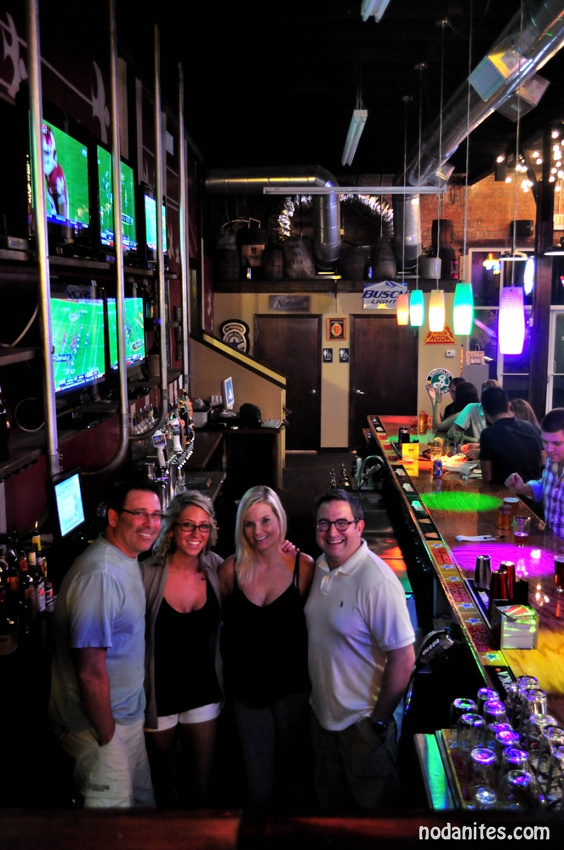 The Blind Pig's Friendly Staff