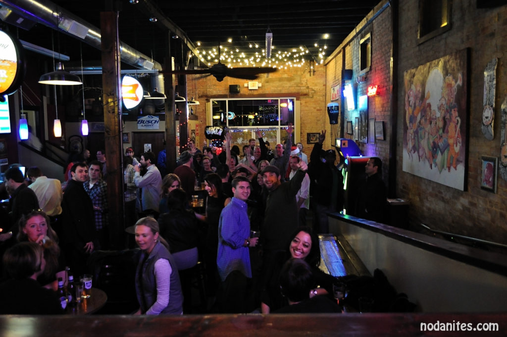 The Blind Pig's Main Room