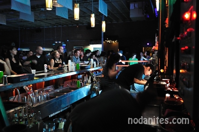 The Chop Shop's Bar