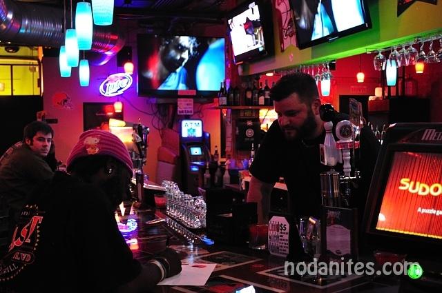 Sean Wilbur, Owner of NoDa 101