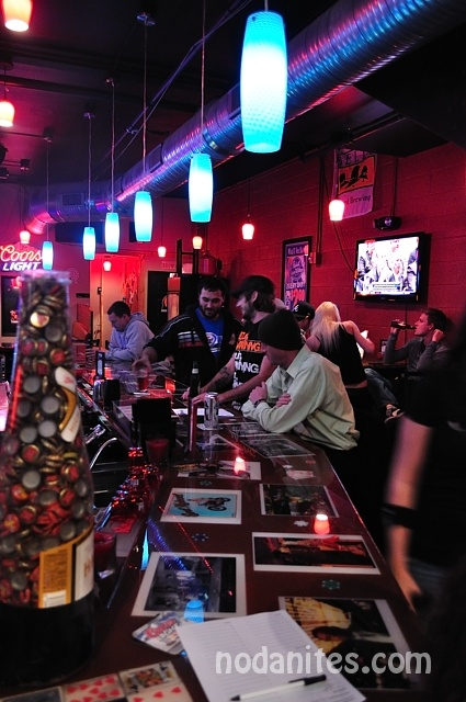NoDa 101's Bar
