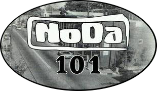 NoDa 101 Logo